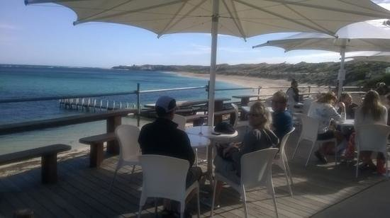 The White Elephant Beach Cafe: white elephant cafe