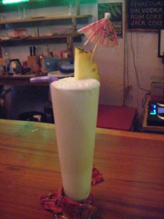 Patty's Secret Garden : pina colada