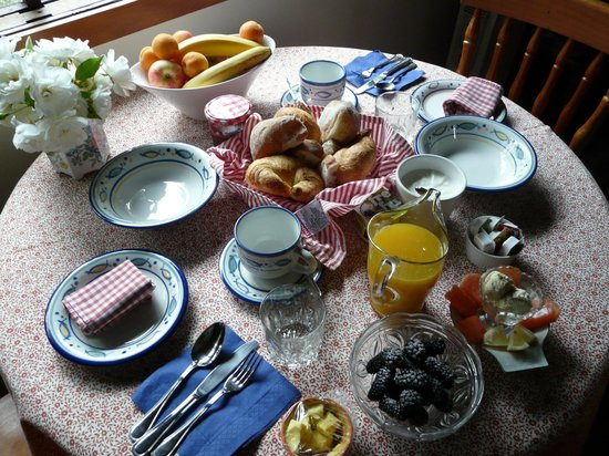 Mill Cottage : Breakfast