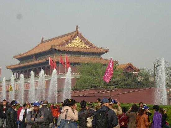 Catherine Lu Tours: Forbidden Palace