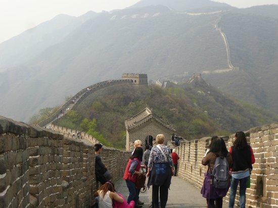 Catherine Lu Tours: Great Wall