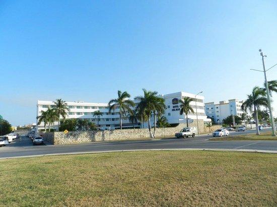Gamma Campeche Malecón: Hotel in Straßenansicht