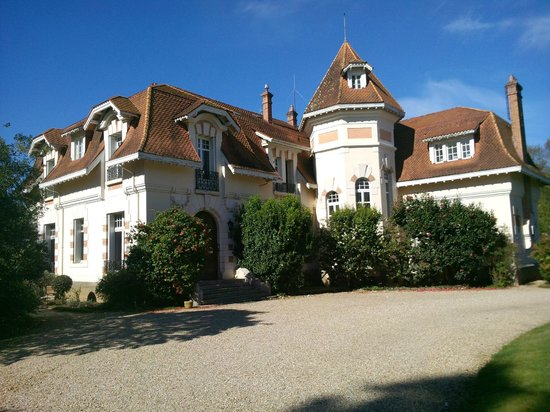 Le Chateau du Clair de Lune : hôtel