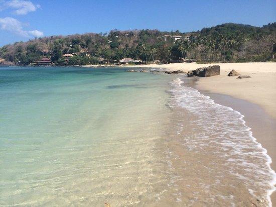 Ao Mai Phai (Bamboo Bay): spiaggia del bamboo