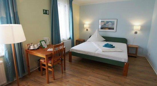 Hotel Buthman im Zentrum: double room