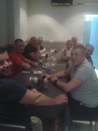 Deja Vu : More Diners well fed!
