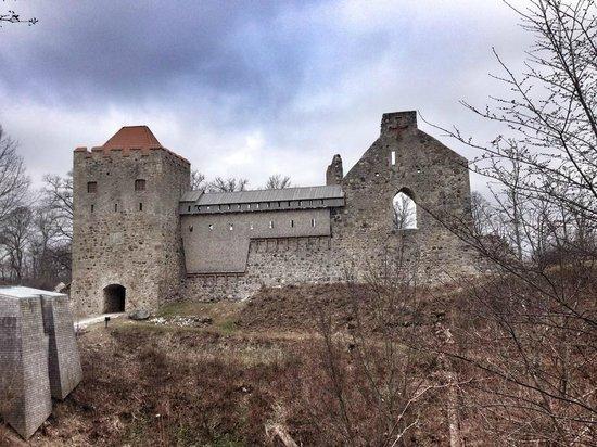 Latvian Tour Guides Tours: Sigulda Castle