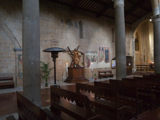 Chiesa di Sant'Andrea: Орвието\Chiesa di Sant Andrea