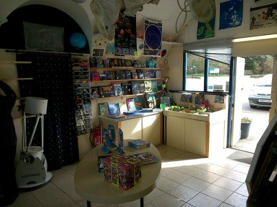Island Planetarium: Shop