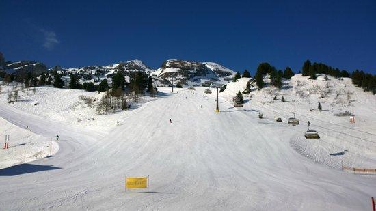 Obertauern Ski Resort: Piste