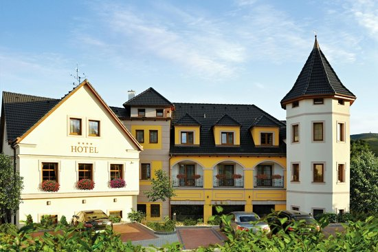 Hotel Zlata Lipa: Wellness Hotel Zlatá Lípa
