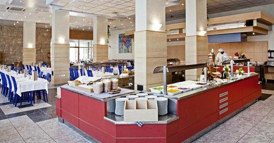 Bluesun Hotel Borak: Restaurant