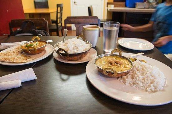 Paramjit's Kitchen: generous dishes