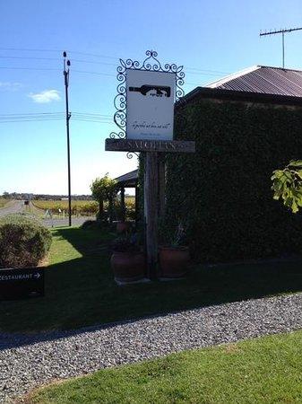 The Salopian Inn: beautiful setting