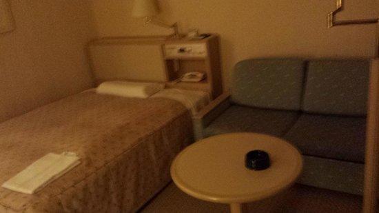 Keikyu EX Inn Shinagawa Ekimae : 部屋の様子2