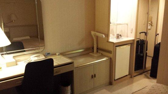Keikyu EX Inn Shinagawa Ekimae : 部屋の様子1