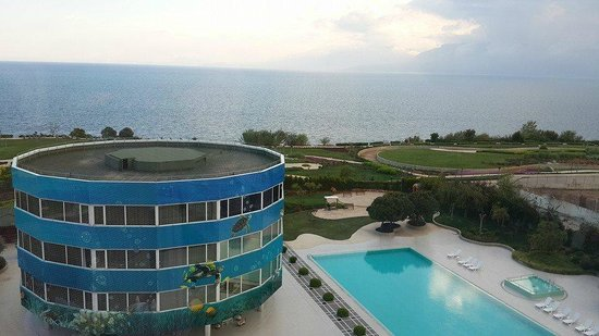 The Marmara Antalya: The Marmara
