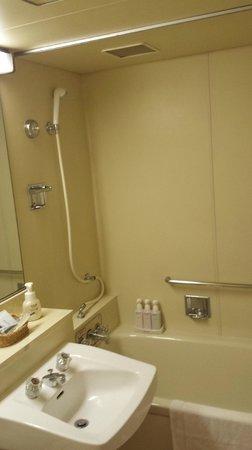 Keikyu EX Inn Shinagawa Ekimae : バスルームです