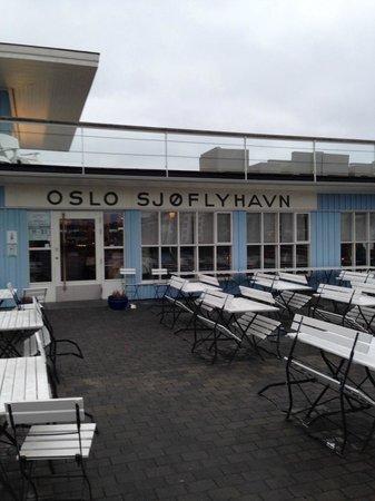 Sjøflyhavna Kro