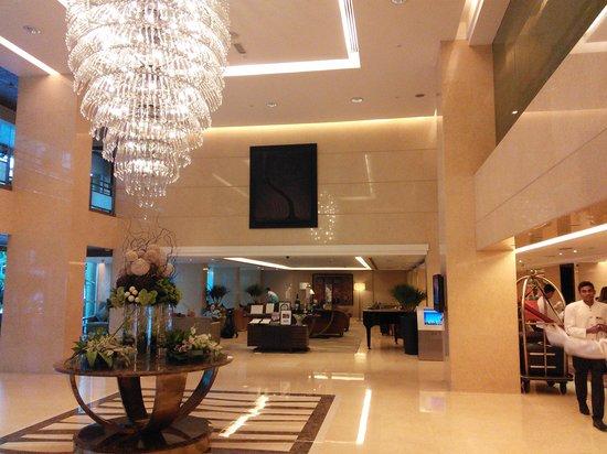 Impiana KLCC Hotel : luxury lobby
