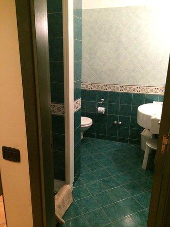 Best Western Hotel La Conchiglia: Bagno