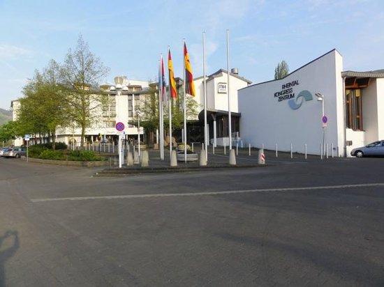 NH Bingen: Hôtel et congrès