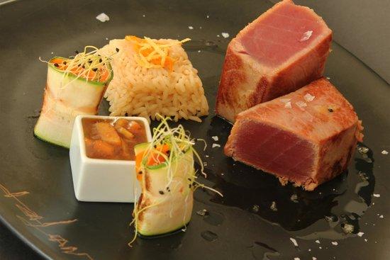 imagen Restaurante Ruta del Azafran en Granada