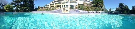 AbanoRitz Thermae & Wellness Hotel : Piscina esterna