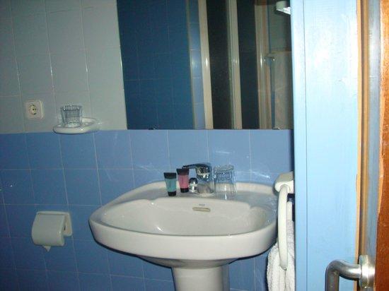 Residencia d'Investigadors: Bathroom