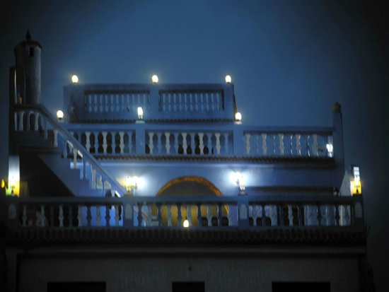 Casa Annasr: Terrace
