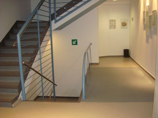 Residencia d'Investigadors: Stairs