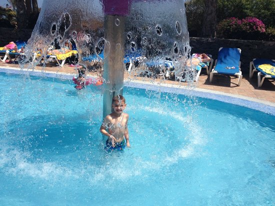 Hotel Elba Sara : Kids Pool