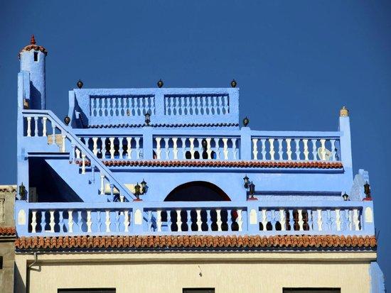 كاسا أناسر: Terrace