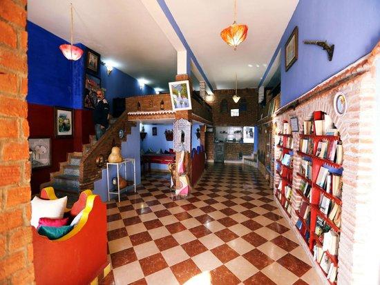 Casa Annasr: Restaurant
