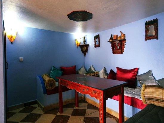 Casa Annasr: Sallon de café
