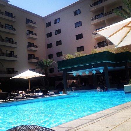 Red Hotel Marrakech : Piscine de l'hôtel