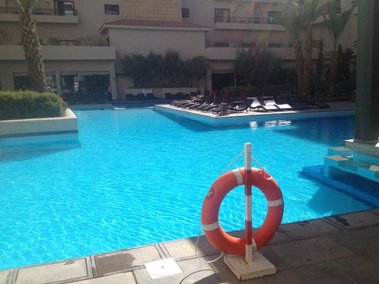 Red Hotel Marrakech : Piscine
