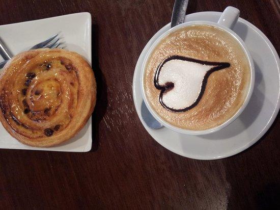 Galopain de Paris : cappuccino