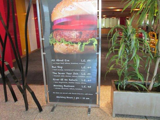 Fairmont Heliopolis: ristorante