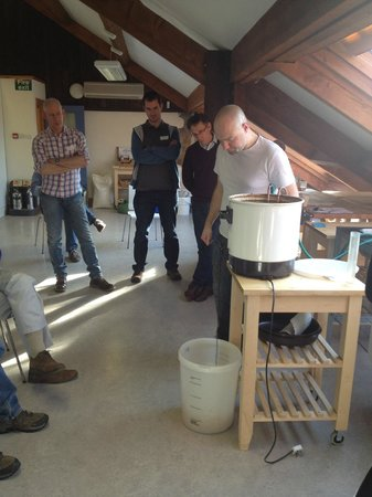 Hartingtons of Bakewell : Homebrewing Masterclass with Paul Taylor