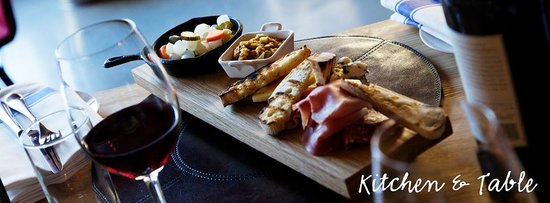 Kitchen & Table Tromso: Kitchen and Table Tromsø