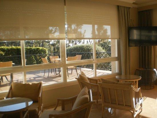 Hotel Spa Atlantico: COMEDOR CON VISTAS
