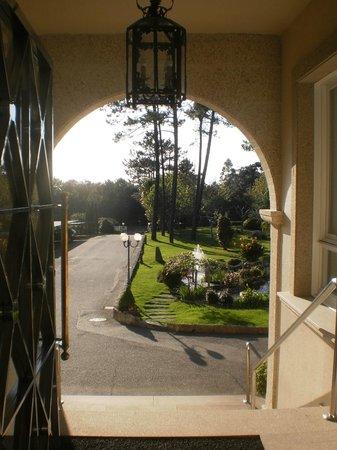 Hotel Spa Atlantico: ENTRAD RECEPCION