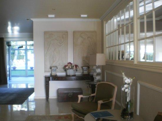 Hotel Spa Atlantico: ANTESALA