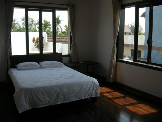 Jackfruit Homestay: Roome with view - upstairs