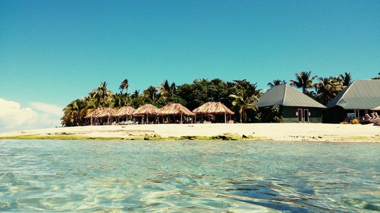 Bounty Island Resort : The picture says it all.. It was perfect!