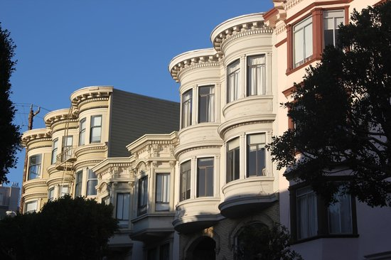 Travelodge by the Bay : The amazing architecture of San Francisco