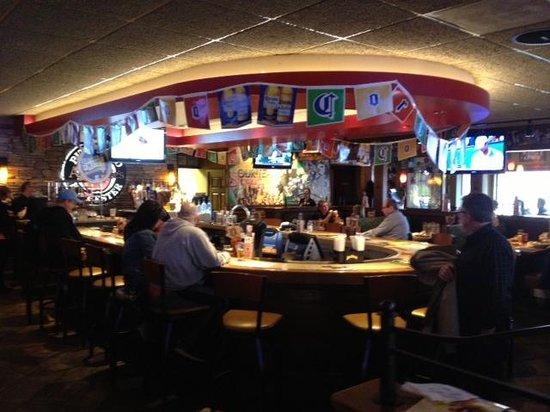 Applebee's : Bar area
