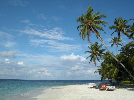 Filitheyo Island Resort: Filitheyo Beach