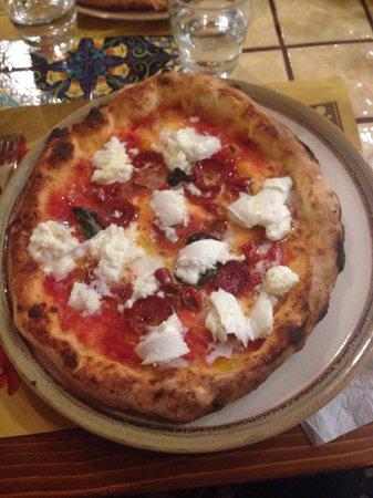 Pizzeria Mamma Rosa : Che spettacolo